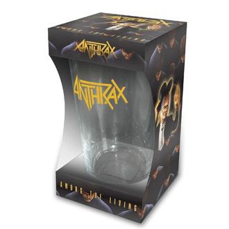 Kozarec ANTHRAX - LOGO - RAZAMATAZ, RAZAMATAZ, Anthrax