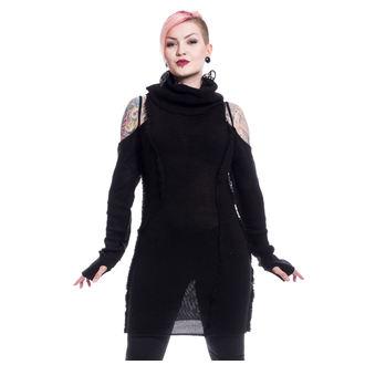 Ženski Pulover Vixxsin - BLACK ORCHID - ČRNA, VIXXSIN