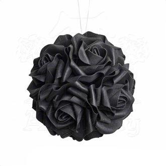 Dekoracija ALCHEMY GOTHIC - Black Rose, ALCHEMY GOTHIC