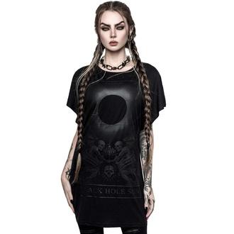 Ženska obleka (tunika) KILLSTAR - Black Sun, KILLSTAR