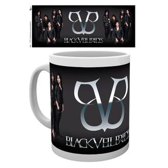 Šalica Black Veil Brides - GB posters, GB posters, Black Veil Brides