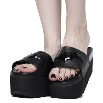 Ženski škornji (sandale) KILLSTAR - Bloodbath Slides, KILLSTAR