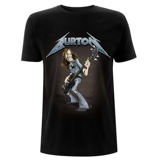 Moška metal majica Metallica - Cliff Burton – Squindo Stack - NNM, NNM, Metallica