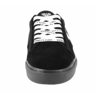 Moški čevlji FALLEN - Bombarder - Črna / Črna Unite, FALLEN