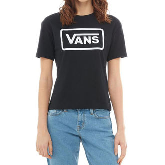 Ženska street majica - WM BOOM BOOM BOXY - VANS, VANS