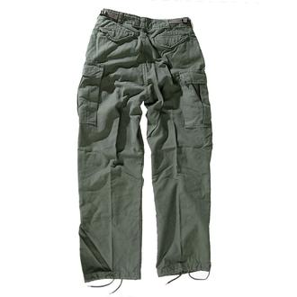 hlače moški M65 Pant NyCo oprano - OLIV, MMB