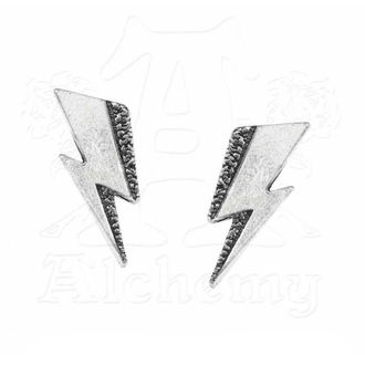 Uhani David Bowie - Flash - ALCHEMY GOTHIC, ALCHEMY GOTHIC, David Bowie