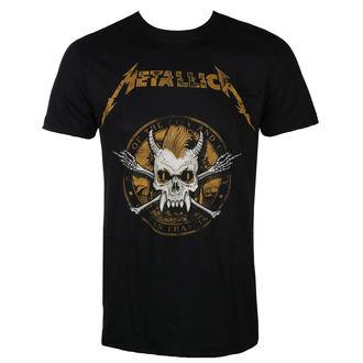 Moška Metal Majica Metallica - Scary Guy Seal Black -, NNM, Metallica