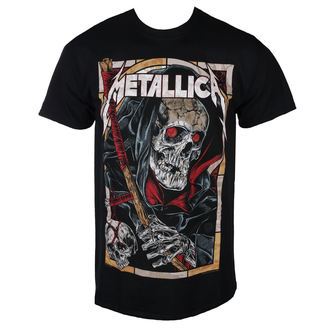 Moška Metal Majica Metallica - Death Reaper Black -, NNM, Metallica