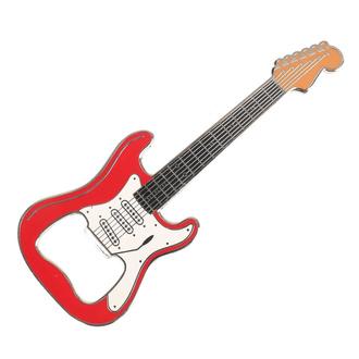 Odpirač za steklenice Kitara Classic - rdeča - ROCKBITES, Rockbites