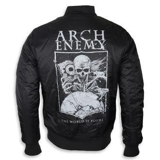 Zimska jakna Arch Enemy - Bomber -, Arch Enemy