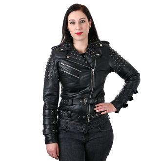 Ženska usnjena jakna - Idun - DOCTOR FAUST, DOCTOR FAUST