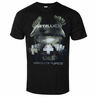 Moška majica Metallica - Master Of Puppets - Distressed - ROCK OFF, ROCK OFF, Metallica