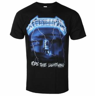 Moška majica Metallica - Ride The Lightning - ROCK OFF, ROCK OFF, Metallica