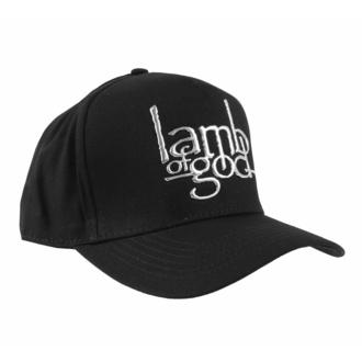 Kapa Lamb Of God - Sonic Sliver Logo - ROCK OFF, ROCK OFF, Lamb of God