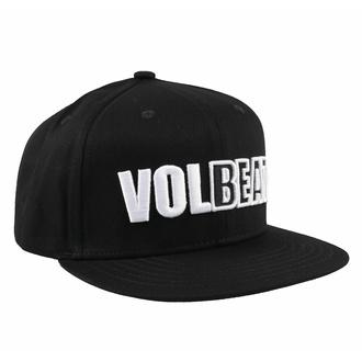 Kapa Volbeat - Logo - ROCK OFF, ROCK OFF, Volbeat