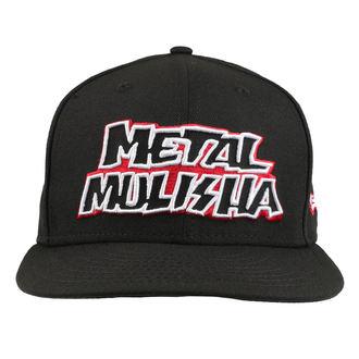 Kapa METAL MULISHA - STICK UP BLK, METAL MULISHA