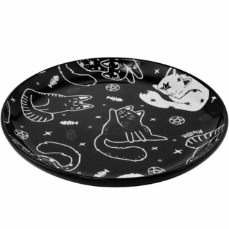 <h2>Ouija spiritualna plošča (preroška plošča) KILLSTAR - Catnap - ČRNA, KILLSTAR