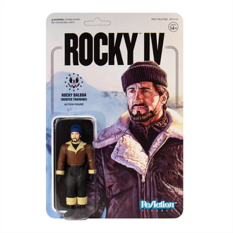 Figura Rocky - 4 ReAction - Winter Training, NNM, Rocky