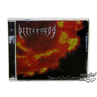 CD-ji Bitterness 'Podpiši za Naše Izumiranje 1', Bitterness