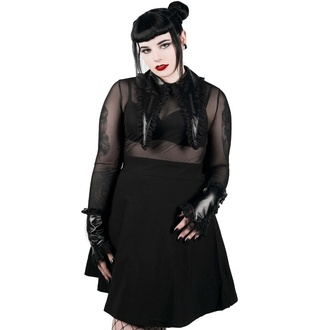 Ženska obleka KILLSTAR - Cemetery Drive - Mreža, KILLSTAR