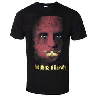 Moška majica Silence Of The Lambs - Poster, AMERICAN CLASSICS, Ko jagenjčki obmolknejo