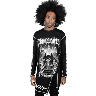 Unisex majica z dolgimi rokavi KILLSTAR - Chill Out Drape - Črna, KILLSTAR