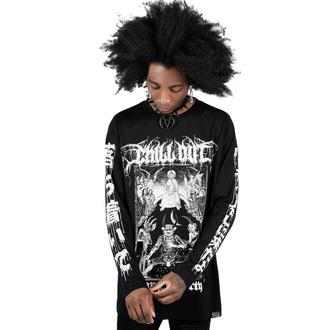 Unisex majica z dolgimi rokavi  KILLSTAR - Chill Out - Črna, KILLSTAR