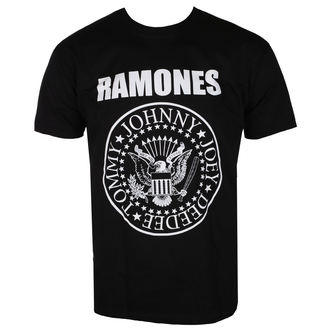 Moška metal majica Ramones - CREST - LIVE NATION, LIVE NATION, Ramones