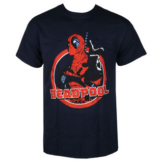 Moška filmska majica Deadpool - LOGO POINT - LIVE NATION, LIVE NATION