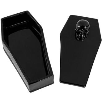 Dekoracija (škatla) KILLSTAR - Coffin - ČRNA, KILLSTAR