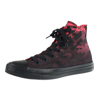 čevlji CONVERSE - CTAS HI SEDONA - RED/BLACK, CONVERSE