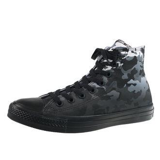 čevlji CONVERSE - CTAS HI - WHITE/BLACK/BLACK, CONVERSE