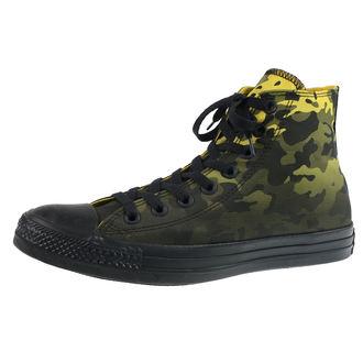 čevlji CONVERSE - CTAS HI BOLD - CITRON/BLACK, CONVERSE