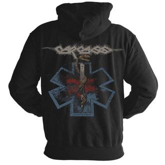 Moški hoodie CARCASS - Rod of asclepius - NUCLEAR BLAST, NUCLEAR BLAST, Carcass