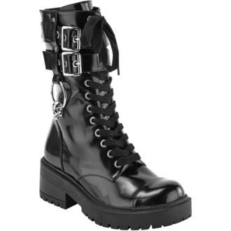 Ženski klin čevlji - KILLSTAR, KILLSTAR