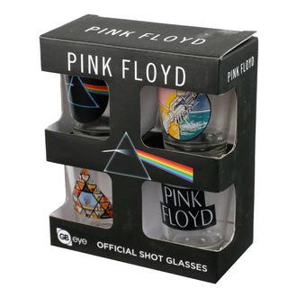 Komplet shot kozarcev PINK FLOYD - GB posters, GB posters, Pink Floyd