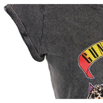 majica kovinski ženske Guns N' Roses - Appetite For Destruction - ROCK OFF, ROCK OFF, Guns N' Roses