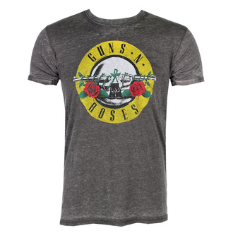 Moška majica Guns N' Roses - Classic Logo - ROCK OFF, ROCK OFF, Guns N' Roses
