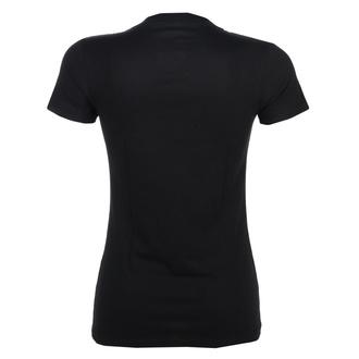 Ženska ulična majica - HOLLY HAND V - BLACK HEART, BLACK HEART