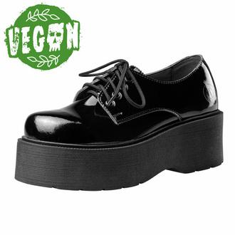 Čevlji ALTERCORE - Spell Vegan - Black Patent, ALTERCORE