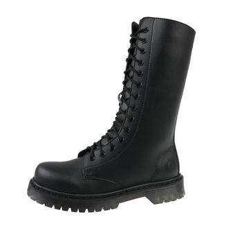 Uniseks usnjeni škornji (veganski) - Črna - ALTERCORE