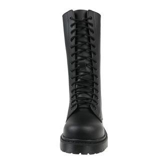 Uniseks usnjeni škornji (veganski) - Črna - ALTERCORE, ALTERCORE