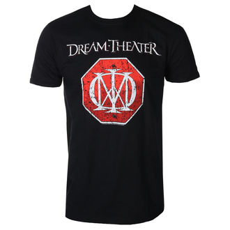 Moška Metal Majica Dream Theater - RED LOGO - PLASTIC HEAD, PLASTIC HEAD, Dream Theater