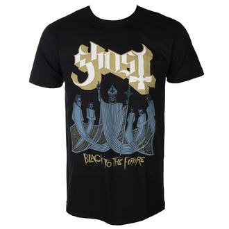 Moška Metal Majica Ghost - BLACK TO THE FUTURE - PLASTIC HEAD, PLASTIC HEAD, Ghost