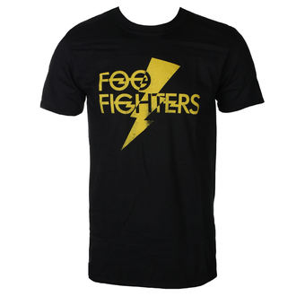 Moška Metal Majica Foo Fighters - LIGHTNING STRIKE - PLASTIC HEAD, PLASTIC HEAD, Foo Fighters