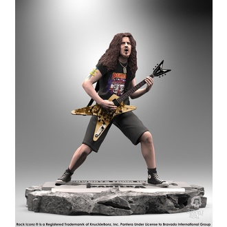 Figura Pantera - Rock Iconz Statue - Dimebag Darrell, KNUCKLEBONZ, Pantera