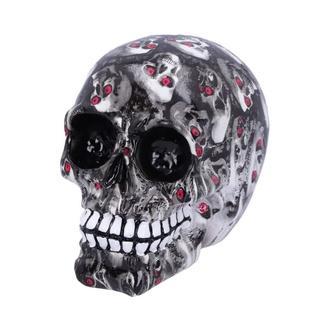 Dekoracija (set 6 kosov) Skull, NNM