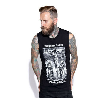 Unisex Top BLACK CRAFT - Religion is Poison, BLACK CRAFT
