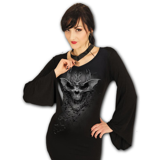 Ženska majica - BAT SKULL - SPIRAL, SPIRAL